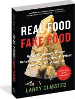 Jacket Image For: Real Food/Fake Food