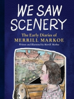 Jacket Image For: We Saw Scenery