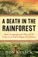 Jacket Image For: A Death in the Rainforest