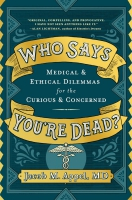 Jacket Image For: Who Says You're Dead?
