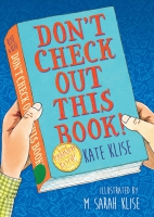 Jacket Image For: Don't Check Out This Book!