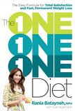 Jacket image for The One One One Diet: The Simple 1:1:1 Formula for Fast and Sustained Weight Loss
