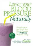 Jacket Image For: Lower Your Blood Pressure Naturally