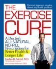 Jacket Image For: The Exercise Cure
