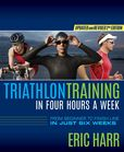 Jacket Image For: Triathlon Training in Four Hours a Week