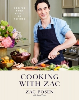 Jacket Image For: Cooking with Zac
