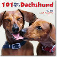 Jacket Image For: 101 Uses For a Dachshund