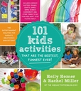 Jacket Image For: 101 Kids Activities That Are the Bestest, Funnest Ever!