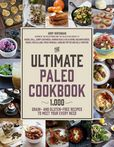 Jacket image for The Ultimate Paleo Cookbook