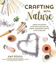 Jacket Image For: Crafting with Nature