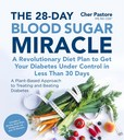 Jacket image for The 28-Day Blood Sugar Miracle