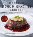 Jacket Image For: Healing Bone Broth Recipes