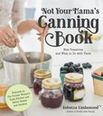 Jacket image for Not Your Mama's Canning Book