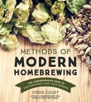 Jacket Image For: Methods of Modern Homebrewing