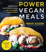 Jacket Image For: Power Vegan Meals