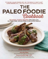 Jacket Image For: The Paleo Foodie Cookbook