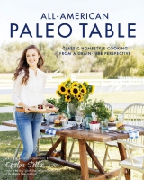 Jacket Image For: All-American Paleo Table