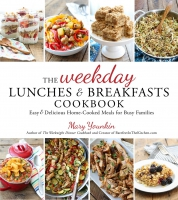 Jacket Image For: The Weekday Lunches & Breakfasts Cookbook