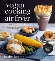 Jacket Image For: Vegan Cooking in Your Air Fryer