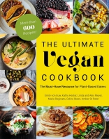 Jacket Image For: The Ultimate Vegan Cookbook