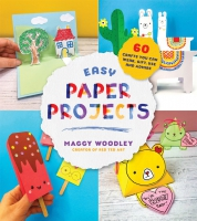 Jacket Image For: Easy Paper Projects
