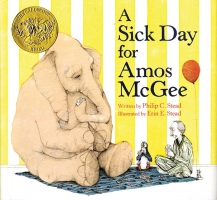 Jacket Image For: A Sick Day for Amos McGee