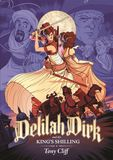 Jacket Image For: Delilah Dirk and the King's Shilling