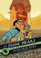 Jacket Image For: The Stone Heart