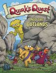 Jacket image for Quirk's Quest: Into the Outlands