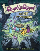 Jacket Image For: Quirk's Quest: The Lost and the Found