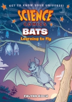 Jacket Image For: Science Comics: Bats