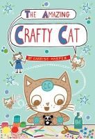 Jacket Image For: The Amazing Crafty Cat