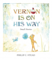 Jacket Image For: Vernon Is On His Way