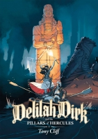 Jacket Image For: Delilah Dirk and the Pillars of Hercules