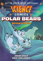 Jacket Image For: Science Comics: Polar Bears