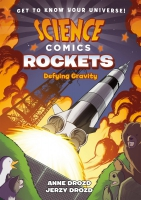Jacket Image For: Science Comics: Rockets