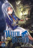 Jacket Image For: Witch Buster Vol 13-14