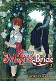 Jacket Image For: The Ancient Magus' Bride Vol 2