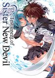 Jacket Image For: The Testament of Sister New Devil Vol. 2
