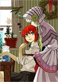 Jacket Image For: The Ancient Magus' Bride Vol. 5