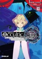 Jacket Image For: Occultic;Nine (Light Novel) Vol. 3
