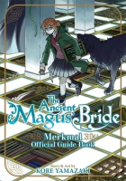 Jacket Image For: The Ancient Magus' Bride Official Guide Book Merkmal
