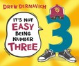 Jacket image for It's Not Easy Being Number Three