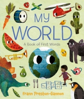 Jacket Image For: My World