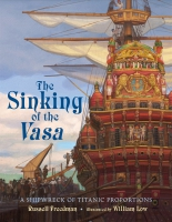 Jacket Image For: The Sinking of the Vasa