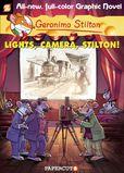 Jacket Image For: Geronimo Stilton Graphic Novels 16 Lights, Camera, Stilton!