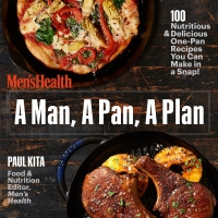 Jacket Image For: A Man, A Pan, A Plan