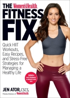 Jacket Image For: The Women's Health Fitness Fix