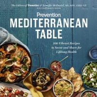 Jacket Image For: Prevention Mediterranean Table