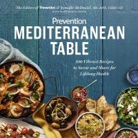 Jacket Image For: Prevention Mediterranean Table